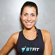 Prof. Juliana Barcelos (Mat Pilates)